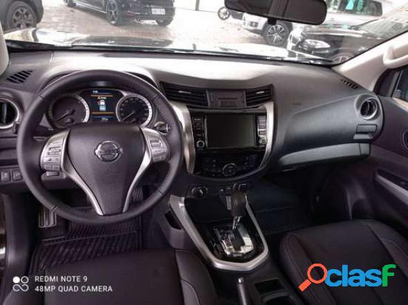 Nissan frontier xe cd 4x4 2.3 bi-tb diesel aut. preto 2021 2.3 diesel