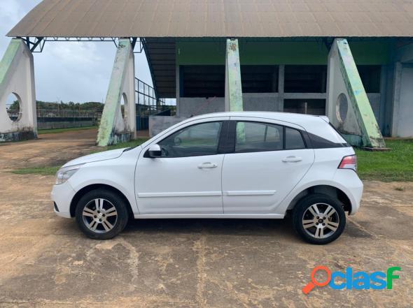 Chevrolet agile ltz 1.4 mpfi 8v flexpower 5p branco 2012 1.4 flex