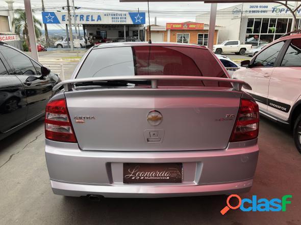 Chevrolet astra advantage 2.0 mpfi 8v flexpower 5p cinza 2009 2.0 flex