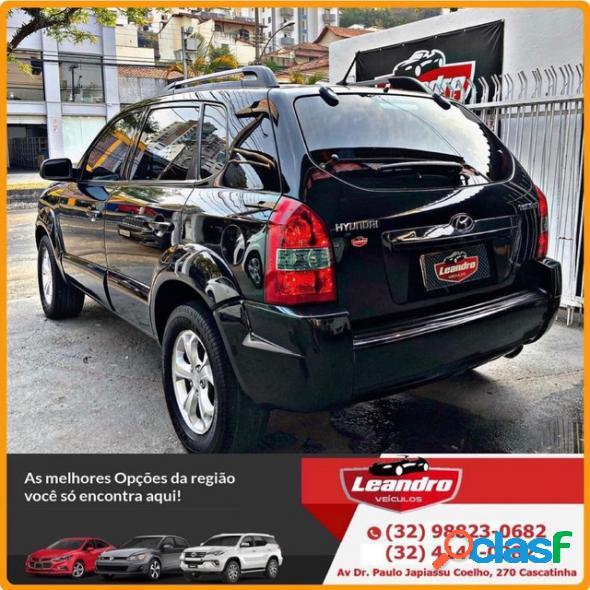 Hyundai tucson 2.0 16v aut. preto 2013 2.0 gasolina