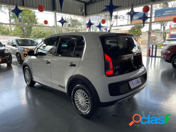 Volkswagen up! track 1.0 total flex 12v 5p branco 2017 1.0 flex