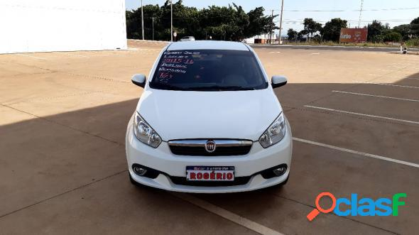 Fiat grand siena essence dual. 1.6 flex 16v branco 2015 1.6 flex