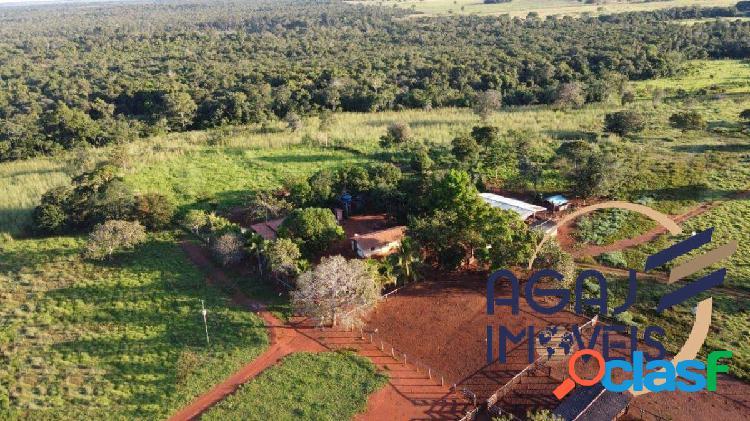 Fazenda em pium-to | 177 alqueires | dupla aptidão