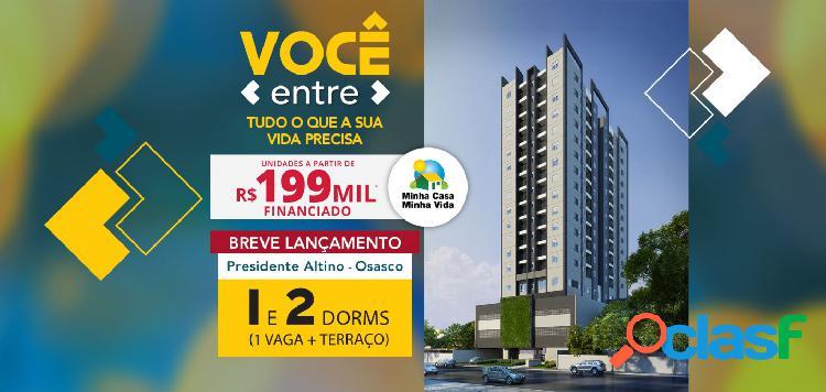 Apartamento - Venda - Osasco - SP - Presidente Altino