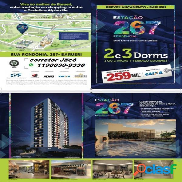 Apartamento - Venda - Barueri - SP - Nova Aldeinha/Aldeia