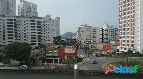 Imobiliária em Santos, Apartamento á venda Ponta da Praia. 1