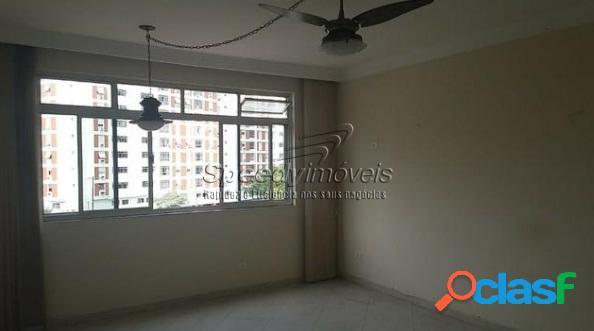 Imobiliária em Santos, Apartamento á venda Ponta da Praia. 3