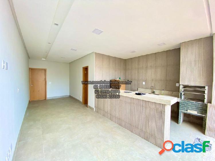 Linda casa condomínio do Lago em Goiânia ! Nunca habitada 3 suítes ! 1