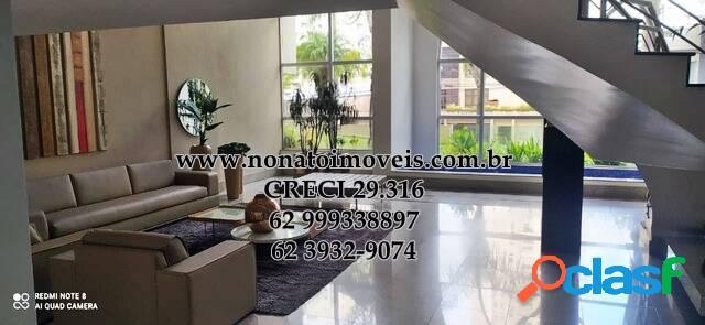 Belo apartamento alto padrão em Goiânia ! 4 Quartos ! Nova Suiça !