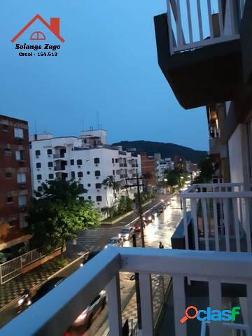 Apartamento guarujá praia da enseada - 1 dorm - 50 m²
