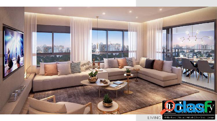 Apartamento novíssimo 70m² no jardins em condomínio com lazer na cobertura