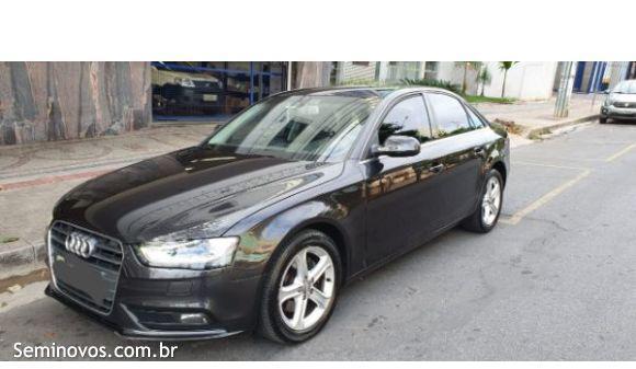 Audi a4 1.8 1.8 tip./ multitronic turbo 15/15 cinza