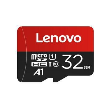 Cartão micro sd 32gb classe 10 a1 lenovo - armazenamento -