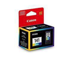 Cartucho canon cl-141 jato de tinta color 8ml - cl-141 -