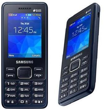 Celular samsung b350e dual chip radio fm - celular básico -