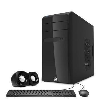 Computador corpc intel core i3 4gb ddr3, hd 500gb - cpu -