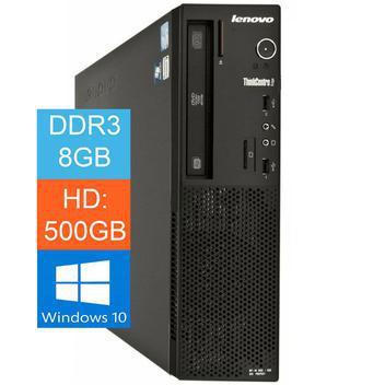 Computador lenovo sff core i5 2º geração 8gb hd500gb