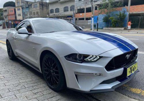 Ford mustang 2018 por r$ 365.900, imirim, são paulo