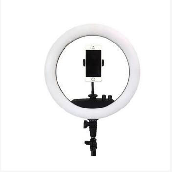 Kit completo ring light profissional 12 polegadas - 30cm c/