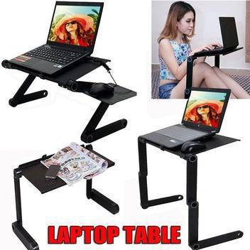 Mesa suporte apoio notebook multifuncional cama ventilação