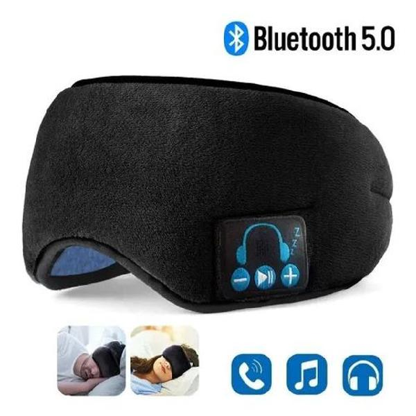 Máscara De Dormir Bluetooth Wireless Music Goggles