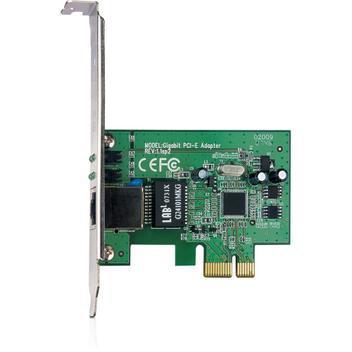 Placa de rede pci express gigabit 10/100/1000 mbps tg-3468