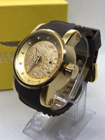 Relógio invicta yakuza (entrega grátis)