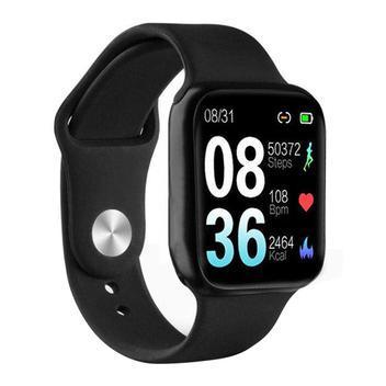 Relógio smartwatch p20 monitor cardíaco pressão arterial