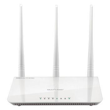 Roteador wireless n 300mbps ipv6 com 3 antenas re163v -