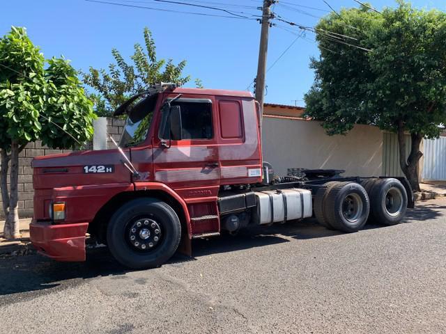 Scania 142 motor 113 cambio 124