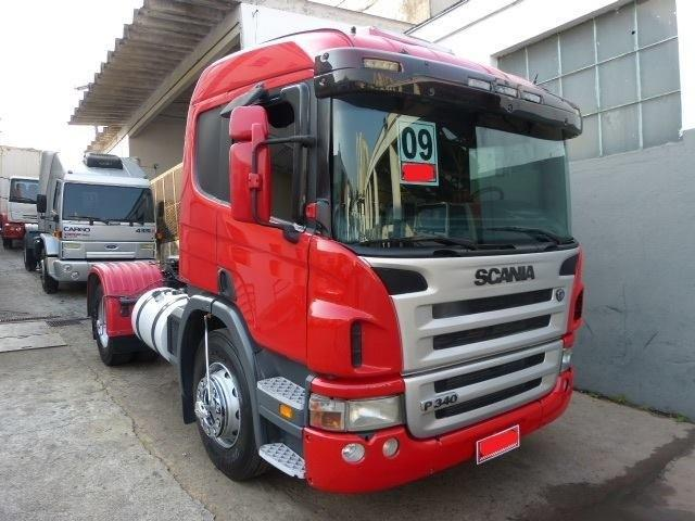 Scania p 310 - cavalo - 4x2