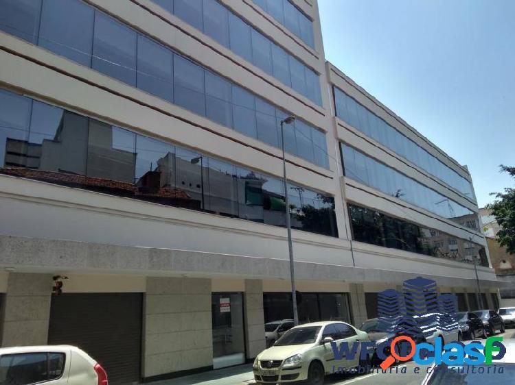 Salas e loja para locação na rua dom gerardo centro