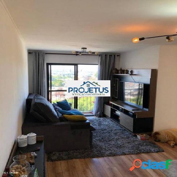 Vendo apartamento 3 dormitórios, 64 m², jardim dracena - são paulo/sp