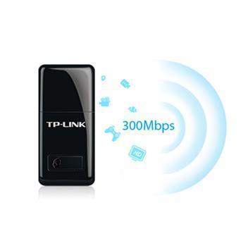 Adaptador rede usb wireless tp-link tl-wn823n - adaptador
