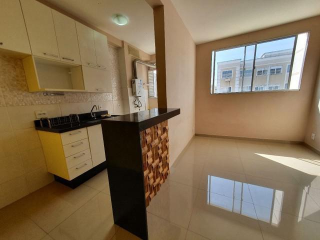 Apartamento para locação com 2 qts no barreto - cond mar