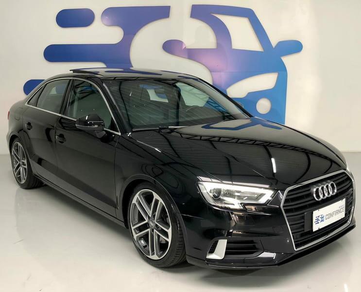 Audi a3 2.0 performance preto 2018/2019 - curitiba 1480098