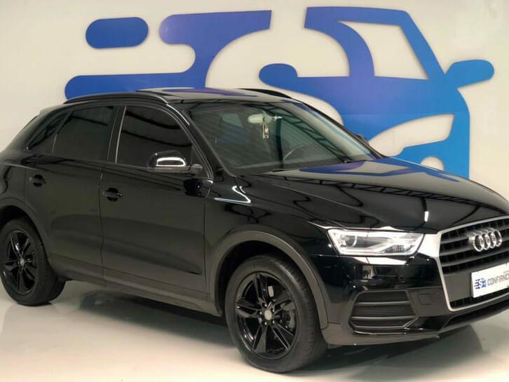 Audi q3 1.4 ambiente preto 2015/2016 - curitiba 1480106
