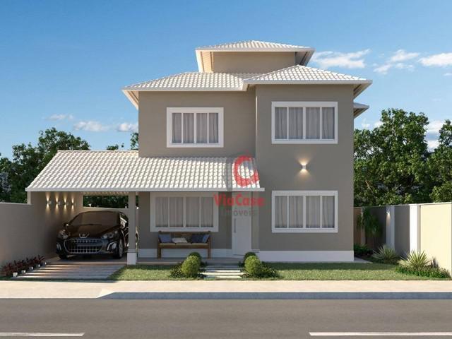 Casa duplex com 3 quartos sendo 1 suíte à venda, 133 m²