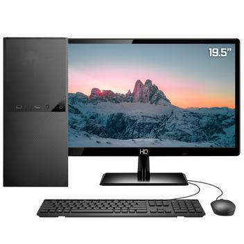 Computador pc completo intel pentium 10ª geração monitor