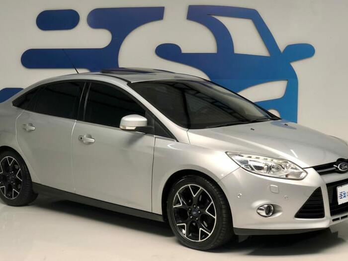 Ford focus 2.0 titanium prata 2013/2014 - curitiba 1480109