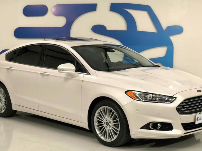 Ford fusion 3.0 sel awd v6 24v branco 2016/2016 - curitiba
