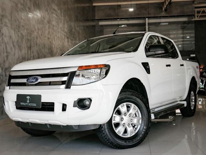 Ford Ranger 3.2 XLS 20V Branco 2015/2016 - Goiânia 1367791