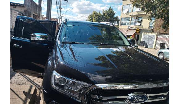 Ford ranger cab. dupla 3.2 ranger limited 3.2 20v 4x4 cd