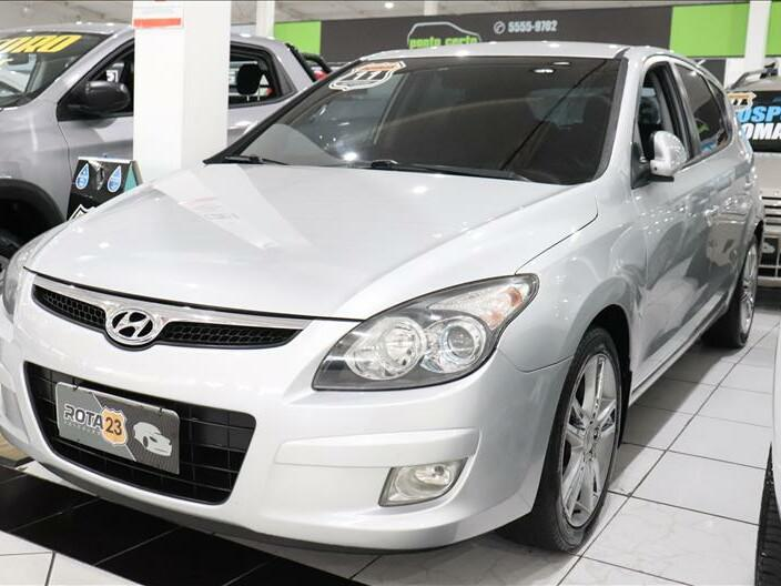 Hyundai i30 2.0 16v prata 2010/2011 - são paulo 1480490