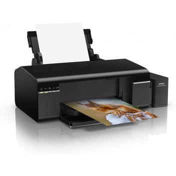 Impressora fotográfica epson ecotank l805 wireless -