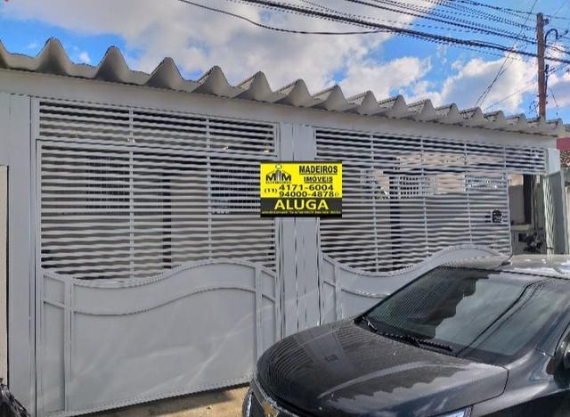 Locação casa térrea reformada r$ 1.900,00 jardim