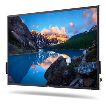 """Monitor dell touch screen 4k 65"""" c6522qt preto - monitor"""