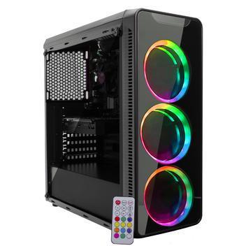 Pc gamer easypc amd quad core ryzen 3 2200g 3.7ghz 8gb