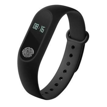 Relógio pulseira inteligente monitor cardíaco e pressão
