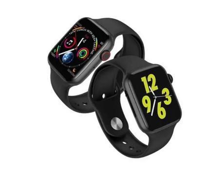 Relogio smartwatch w34 inteligente relógio monitor taxa
